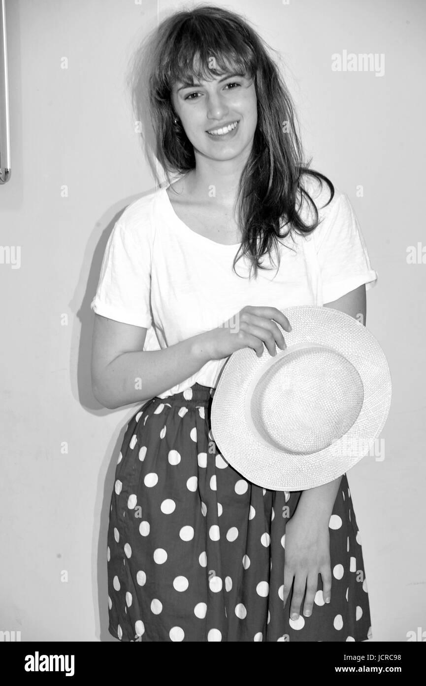 Angela Curri angela curri black and white stock photos & images - alamy