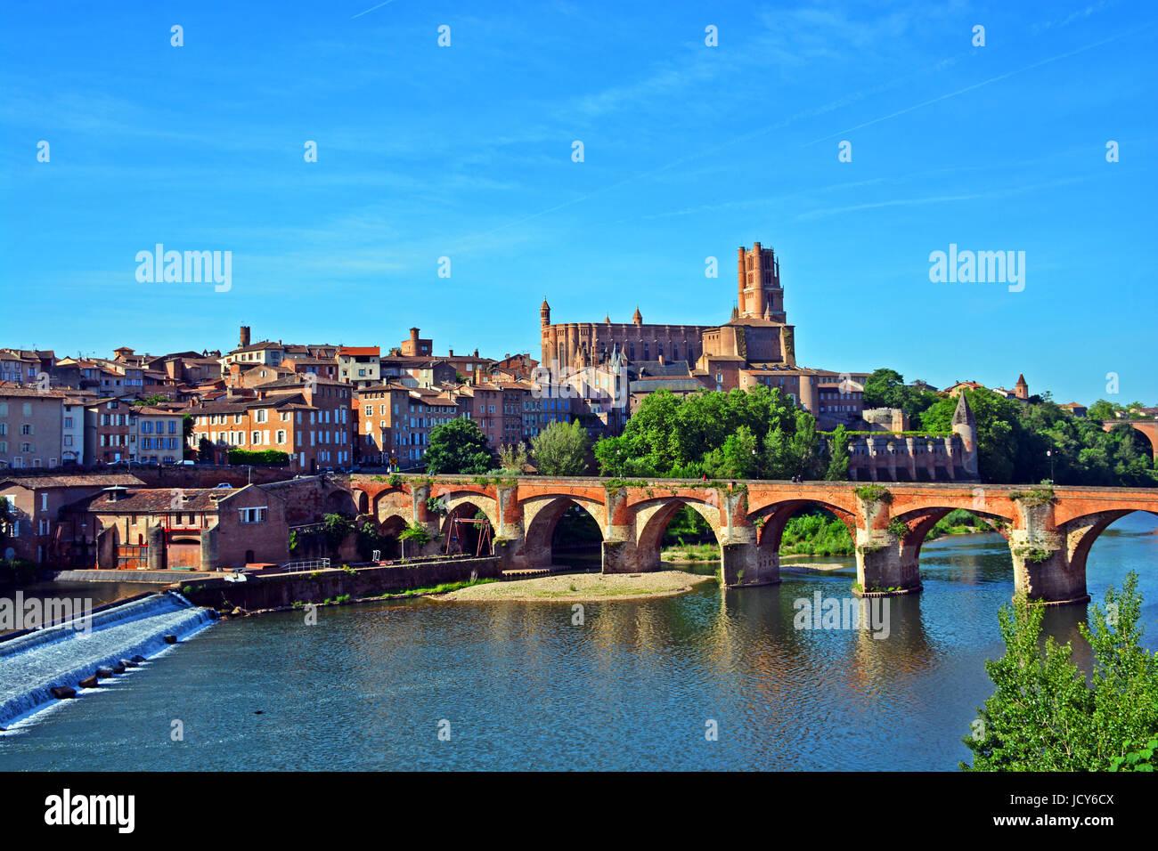 Albi, Tarn, France - Stock Image
