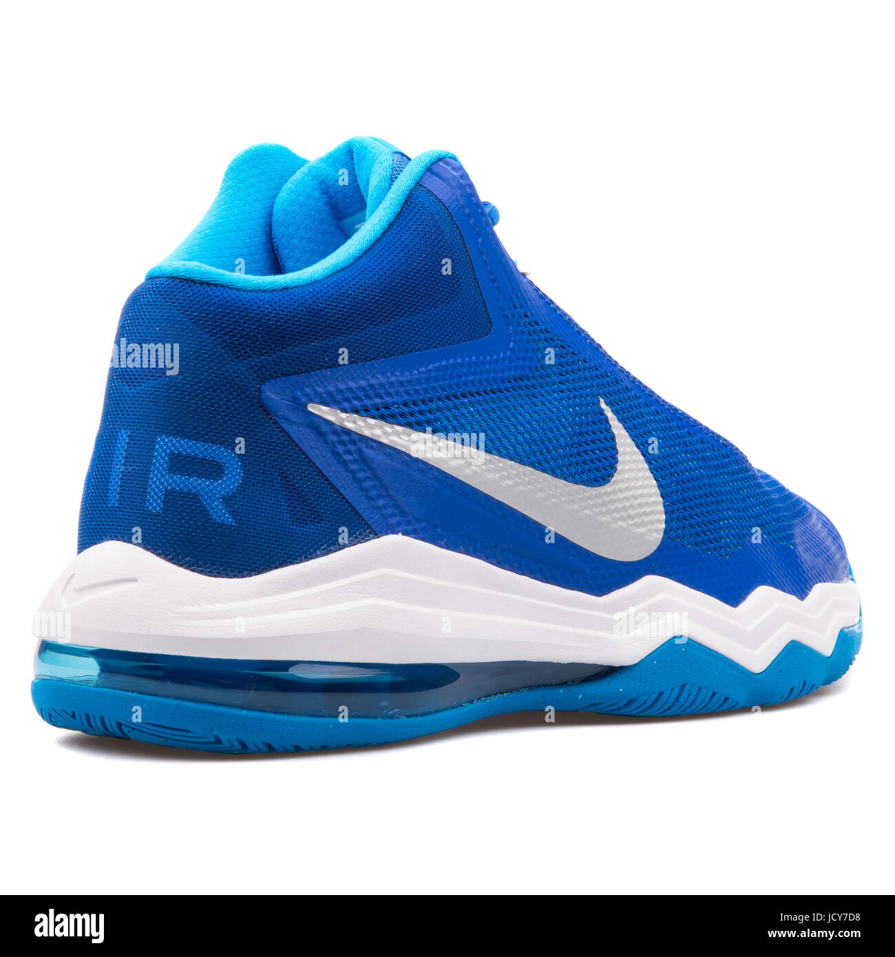 Nike Air Max Audacity Tb Blue And White Unisex Basketball Shoes