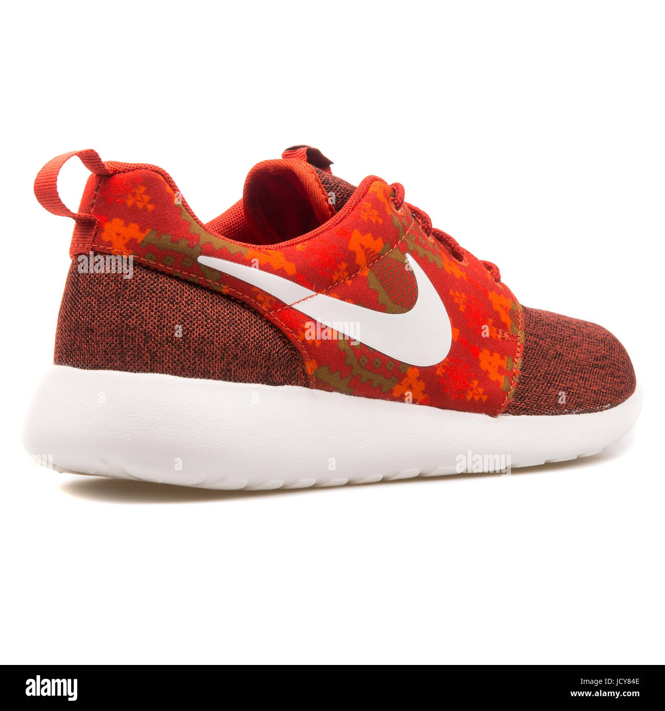 e2359abf7ecc switzerland nike roshe one print red orange mens running shoes 655206 612  fe6cd b04bc