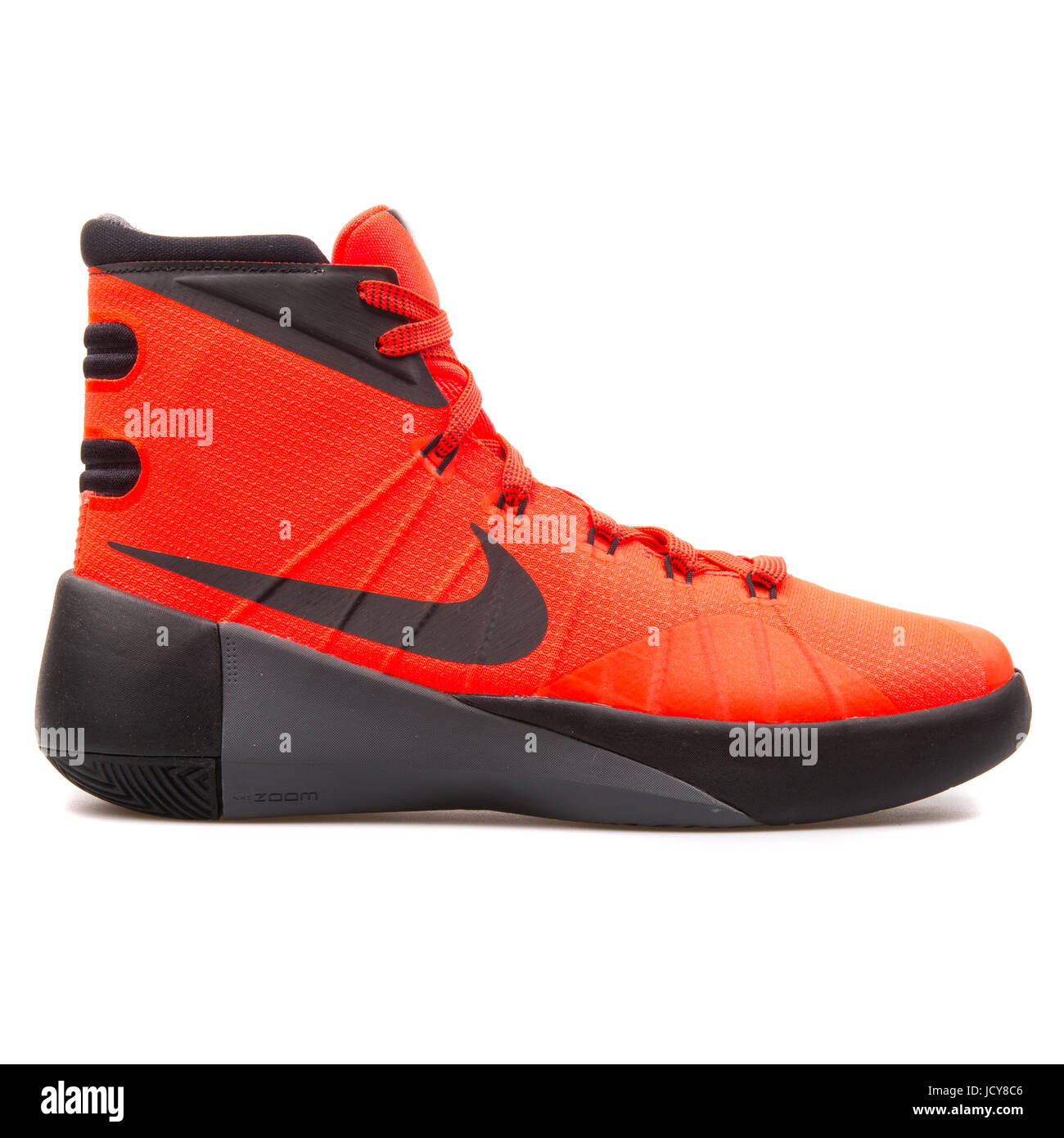 newest 11eff 2593d ... authentic nike hyperdunk 2015 gs bright crimson black and grey youths basketball  shoes 759974 600 48382