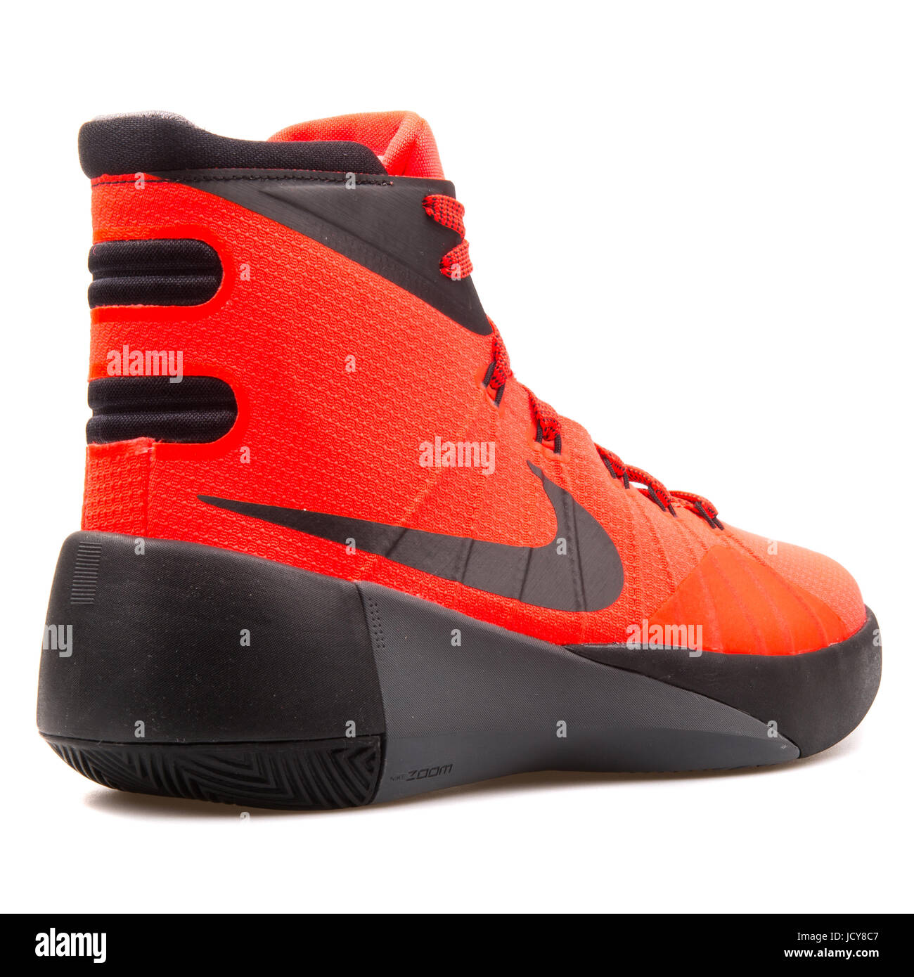2893082485c2b2 ... authentic nike hyperdunk 2015 gs bright crimson black and grey youths  basketball shoes 759974 600 6599a