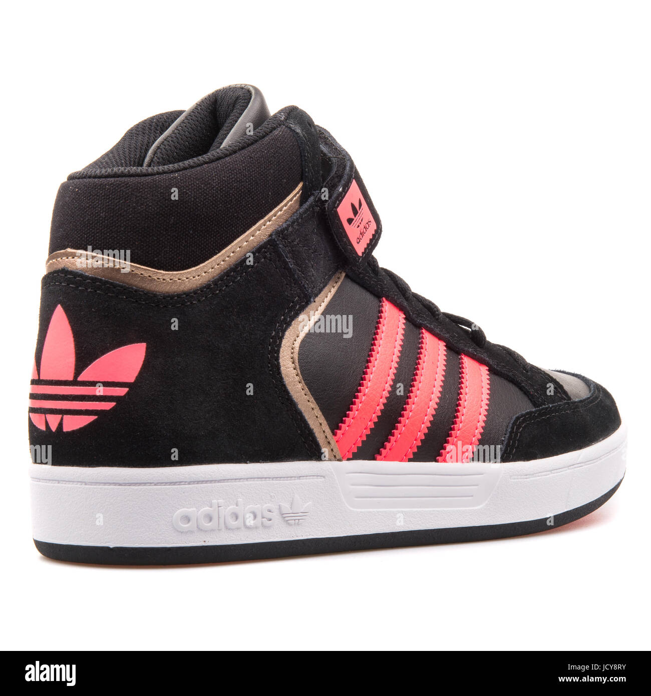 J Stock Mid Black Shoes Sports Photo Youth's Varial Adidas Q16696 CdoBex
