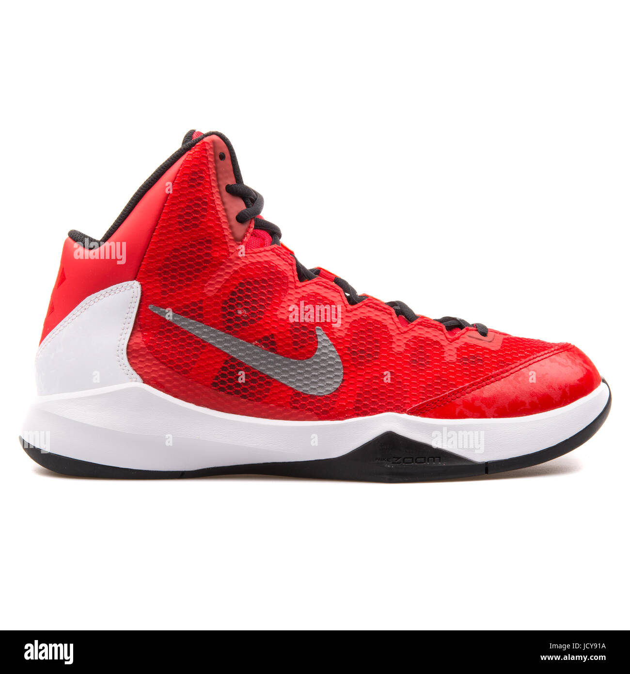 6d4566c1ac412 Nike Zoom Without A Doubt Red