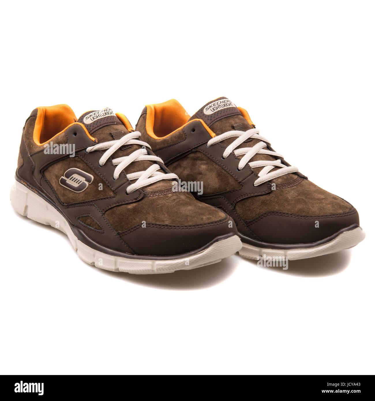 Skechers Equalizer Timepiece Herren Sneakers