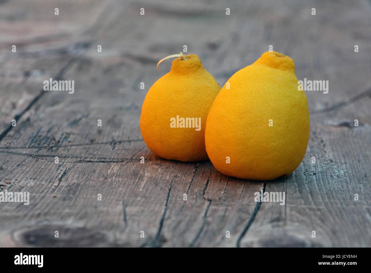 Zitronen Stock Photo