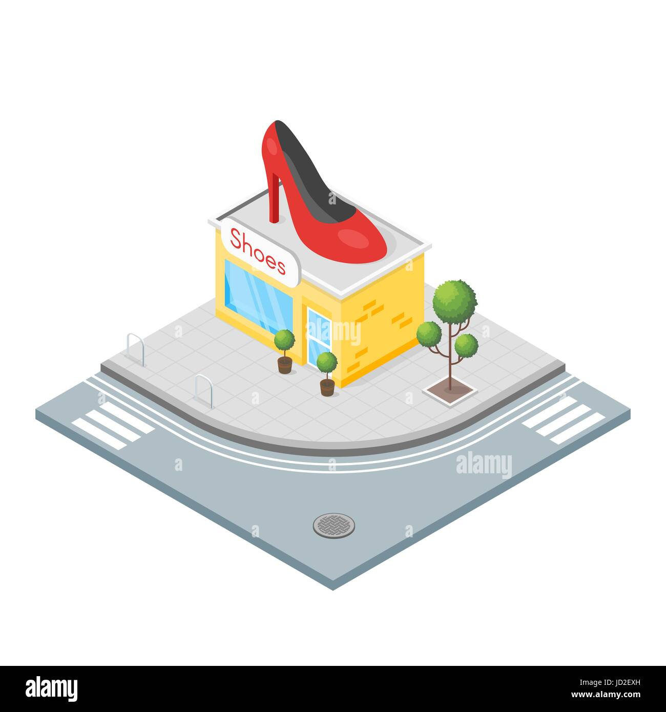https://c8.alamy.com/comp/JD2EXH/isometric-3d-illustration-of-shoes-shop-high-heel-shoe-on-the-top-JD2EXH.jpg