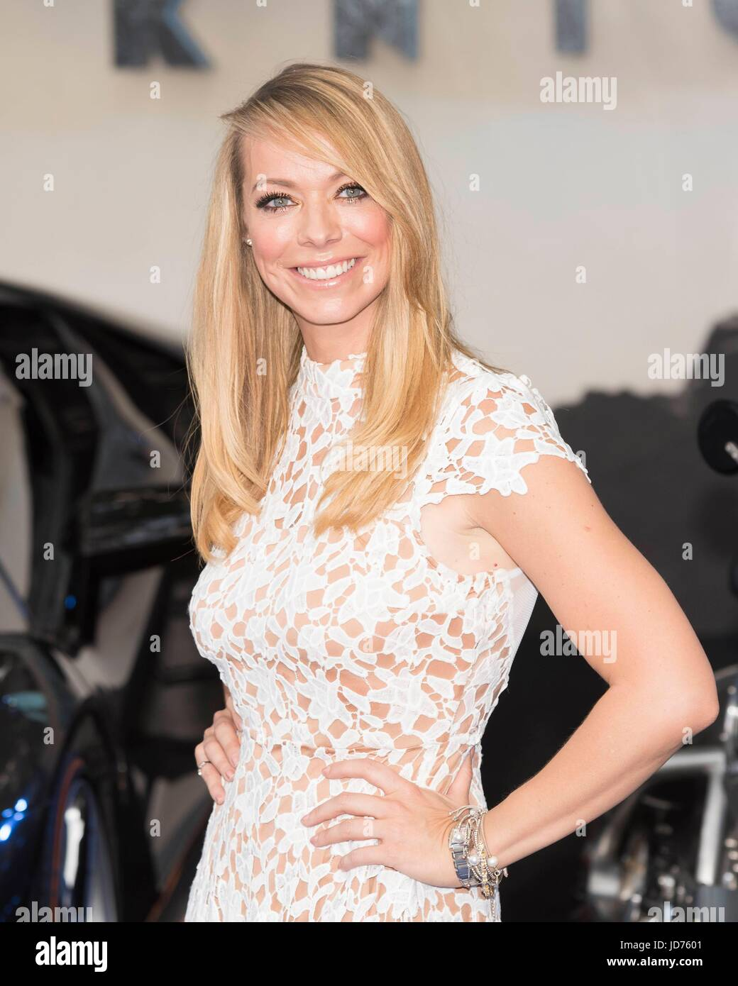 London, United Kingdom Of Great Britain And Northern Ireland. 18th June, 2017. Liz McClarnon attends the Global - Stock Image