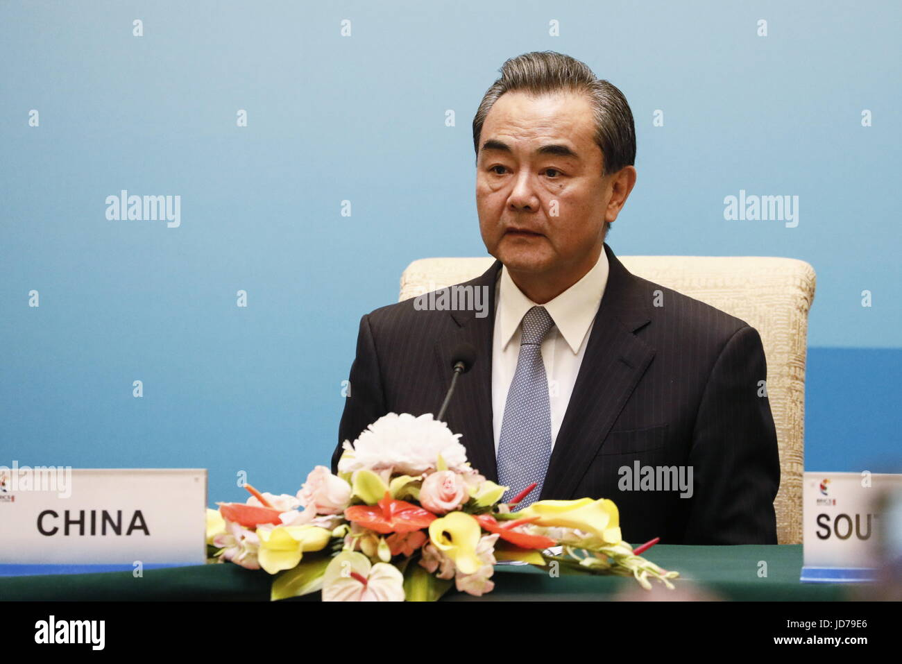 One Wang Yi CHN 	2017
