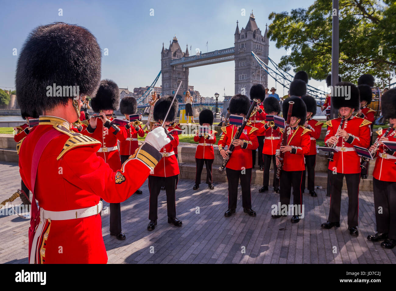 London, UK. 19th June, 2017. The Mayor of London, Sadiq Khan, will be joined by members of the London Assembly, - Stock Image