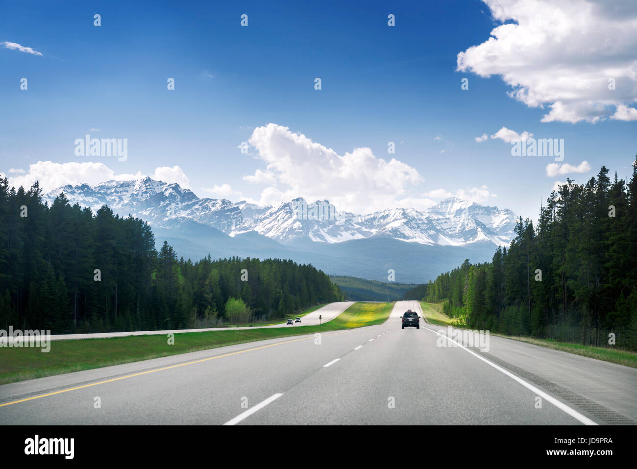 Rocky Mountain Auto >> Beautiful Landscape Nature Scenery Of Rocky Mountains In