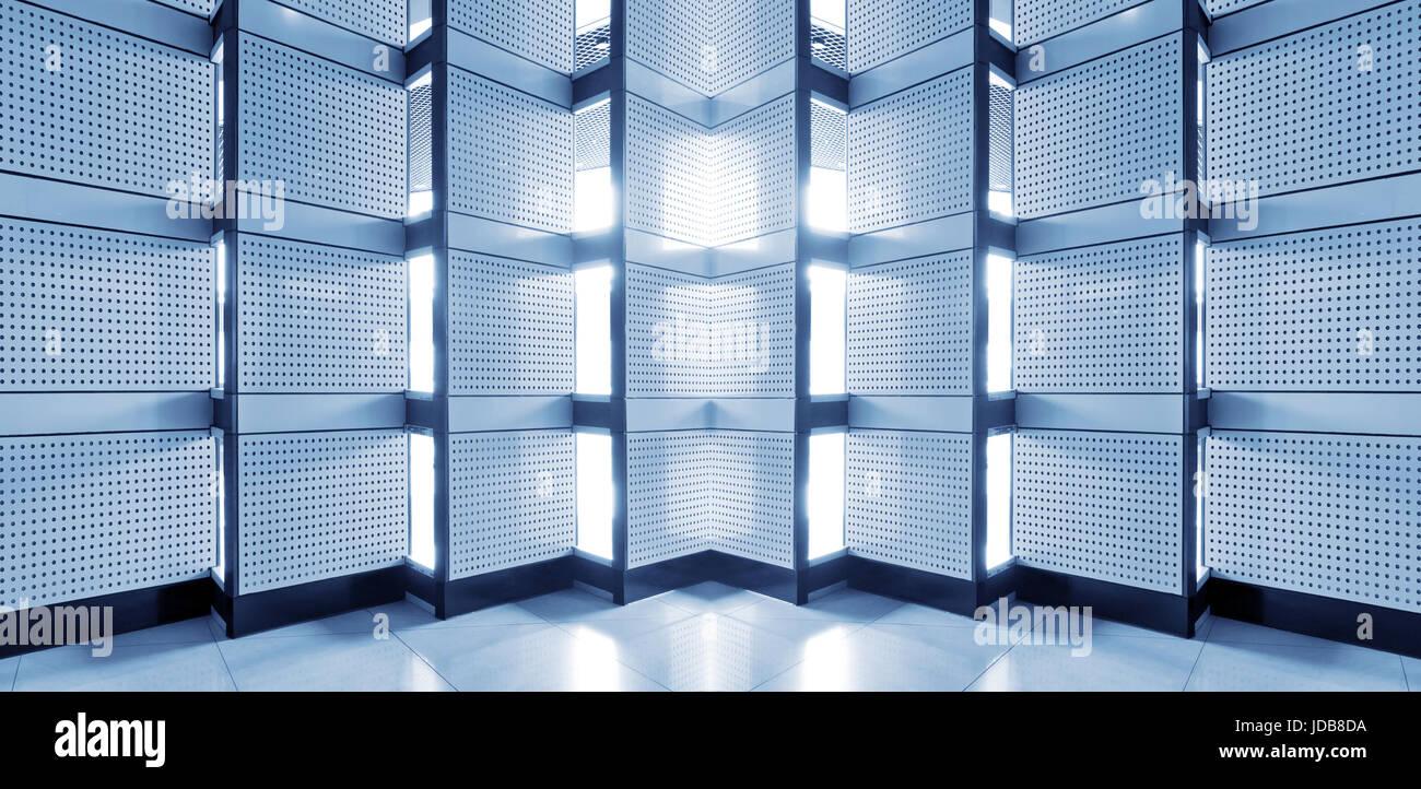 Unique modern lighting Lamps Modern Architecture Interior Walls Unique Stock Image Baansalinsuitescom Interior Wall Unique Modern Lighting Perspective Three Dimension