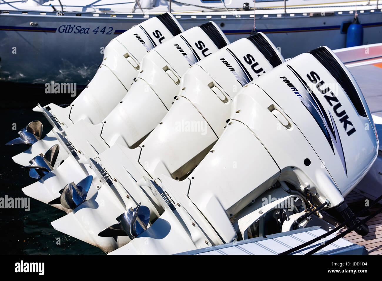 Suzuki Engine Stock Photos & Suzuki Engine Stock Images - Alamy