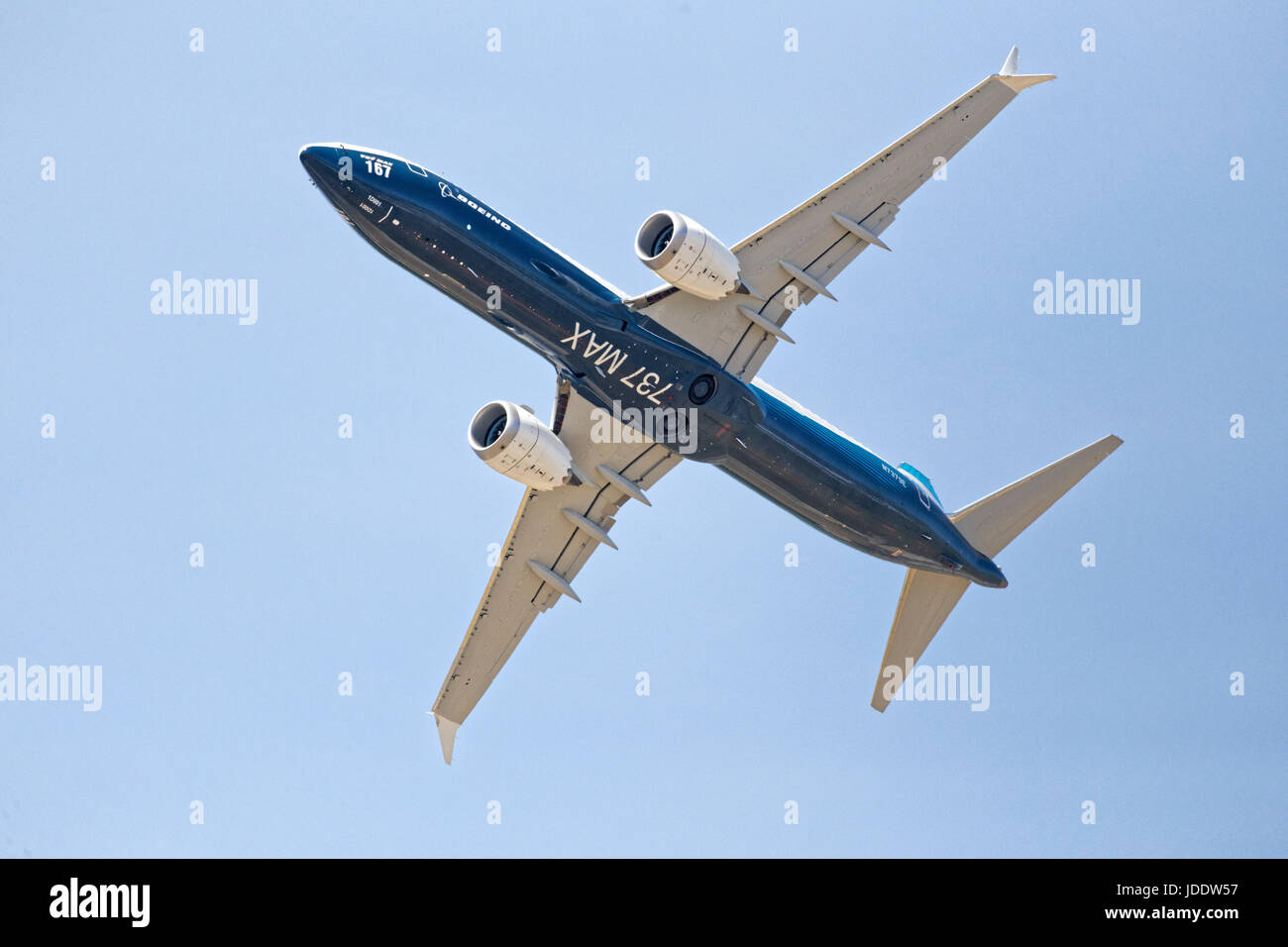 Boeing 737 Max Stock Photos & Boeing 737 Max Stock Images
