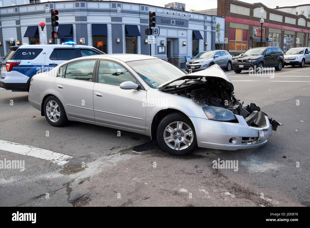 Car Smash Stock Photos Amp Car Smash Stock Images Alamy