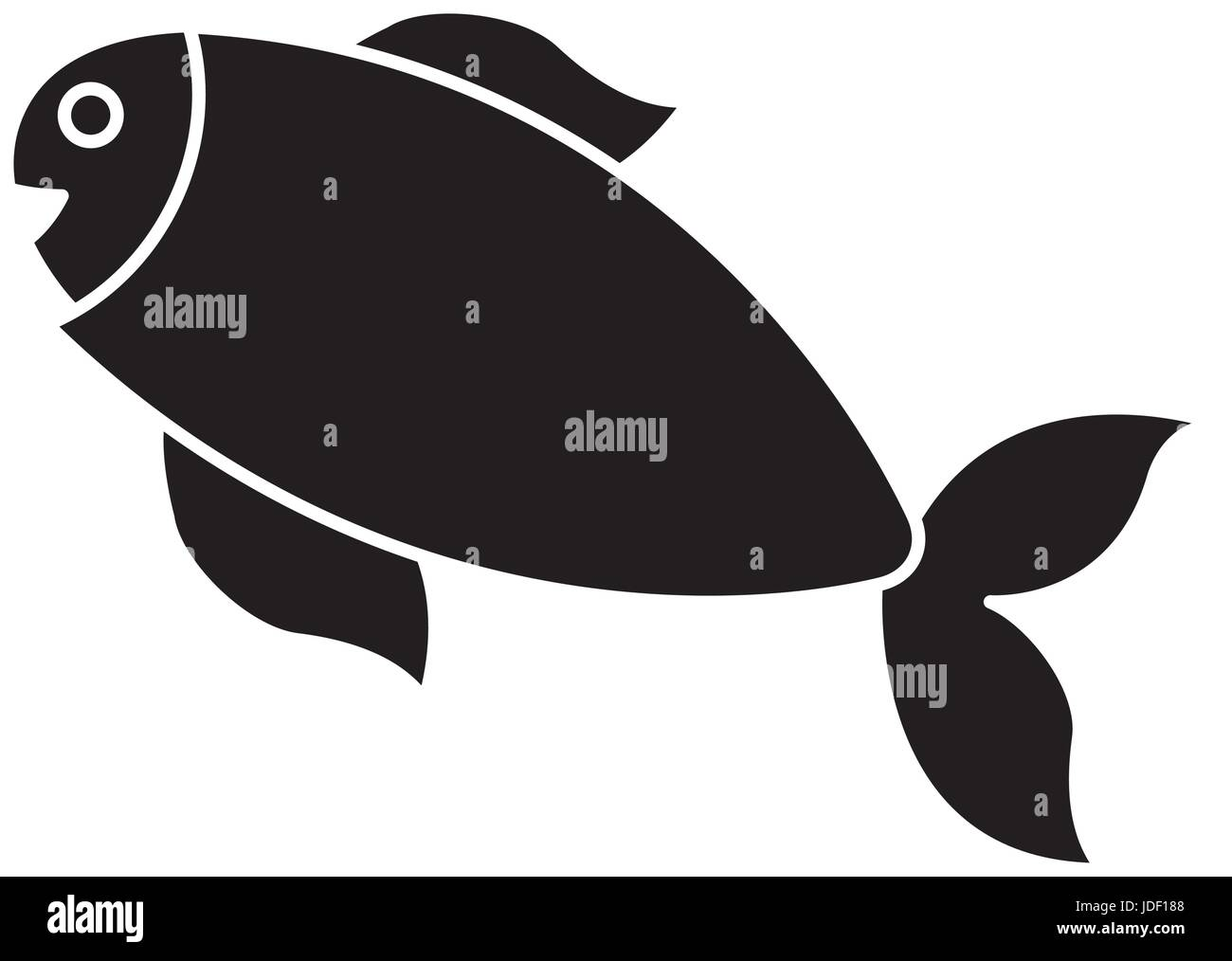 sea life design - Stock Image