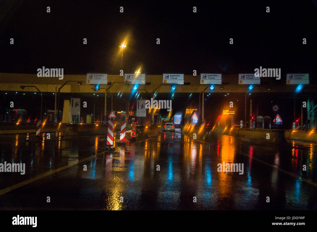 A22 motorway, highway, sign, Pay Toll, Autobahngebuhr, Pagamento