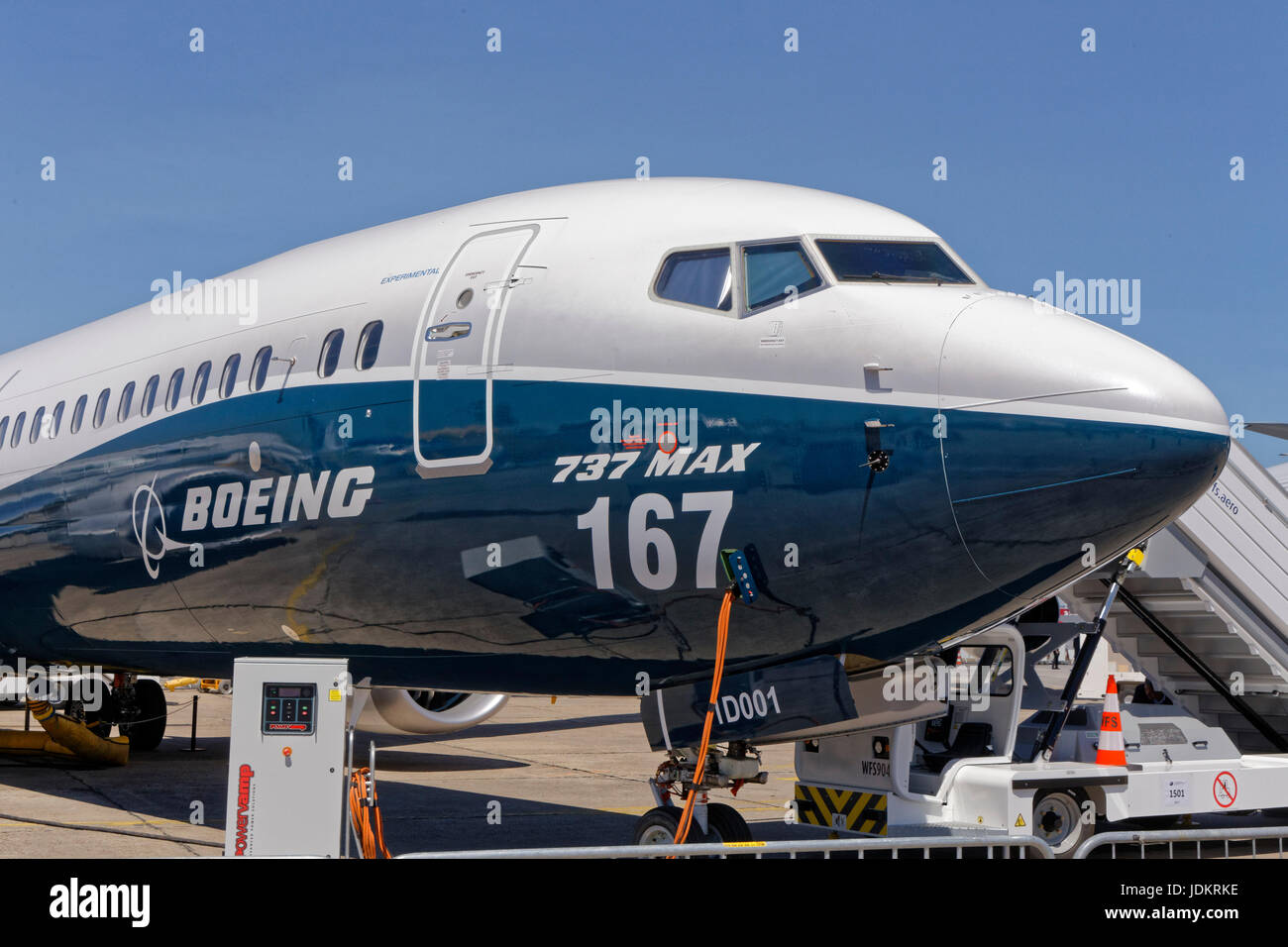 Boeing 737 Max 10 Stock Photos & Boeing 737 Max 10 Stock