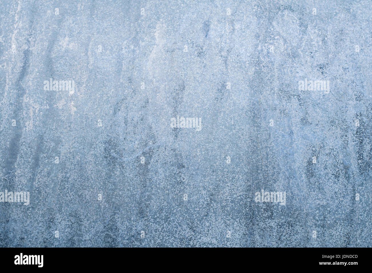 Vintage texture of old galvanized metal - Stock Image