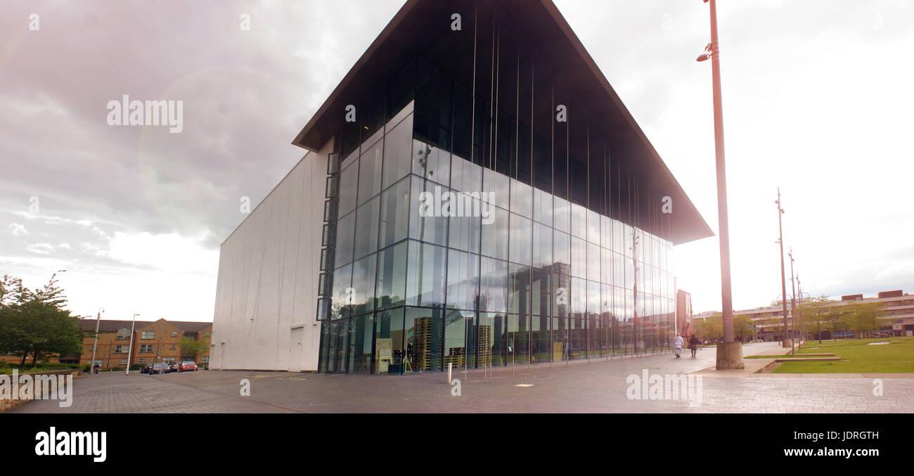 Middlesbrough Institute of Modern Art MIMA Stock Photo