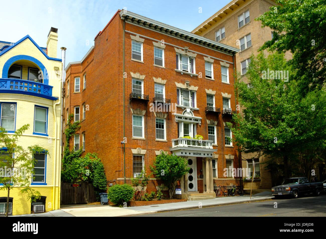 Decatur Apartments, 2131 Florida Avenue NW, Washington DC
