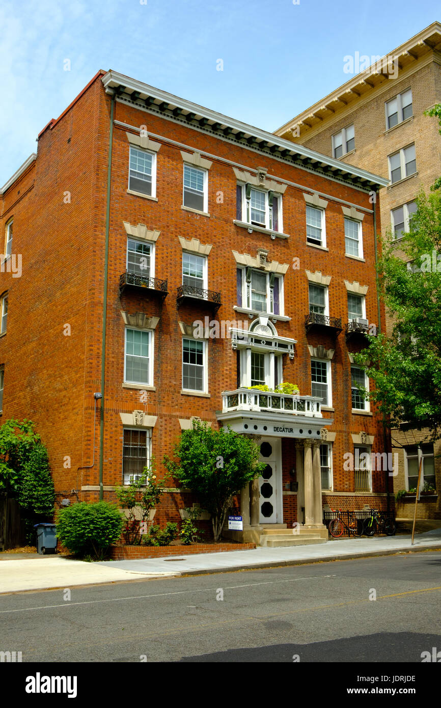 Decatur Apartments, 2131 Florida Avenue NW, Washington DC