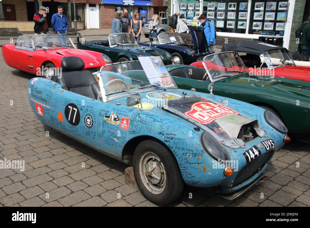 Berkeley cars made over 4000 between 1956 and 1960 from their ...