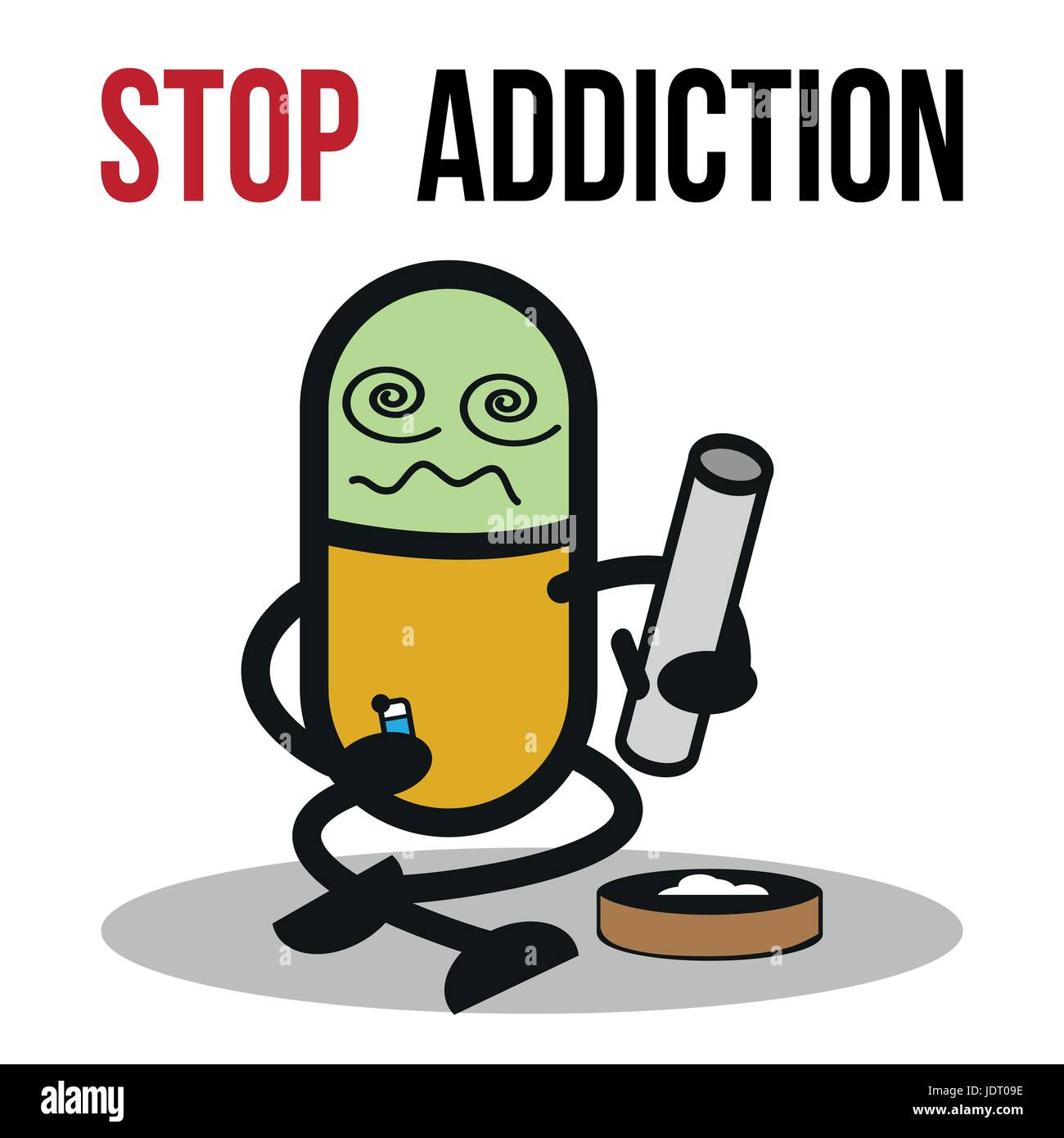 how do you stop an addiction