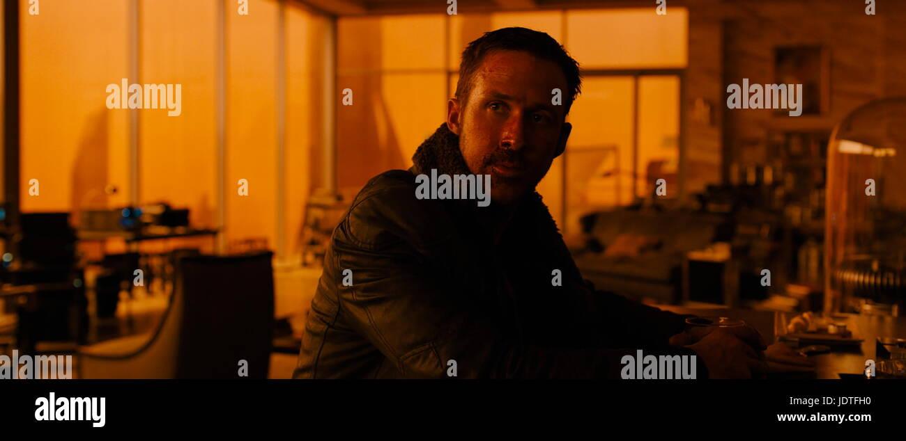 LEASE DATE: October 6, 2017 TITLE: Blade Runner 2049 STUDIO: Columbia Pictures DIRECTOR: Denis Villeneuve PLOT: - Stock Image