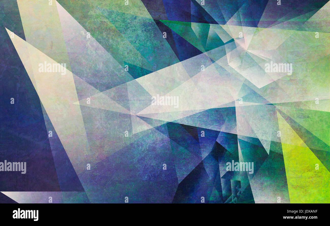 abstrakte handgemalte texturen auf leinwand - Stock Image