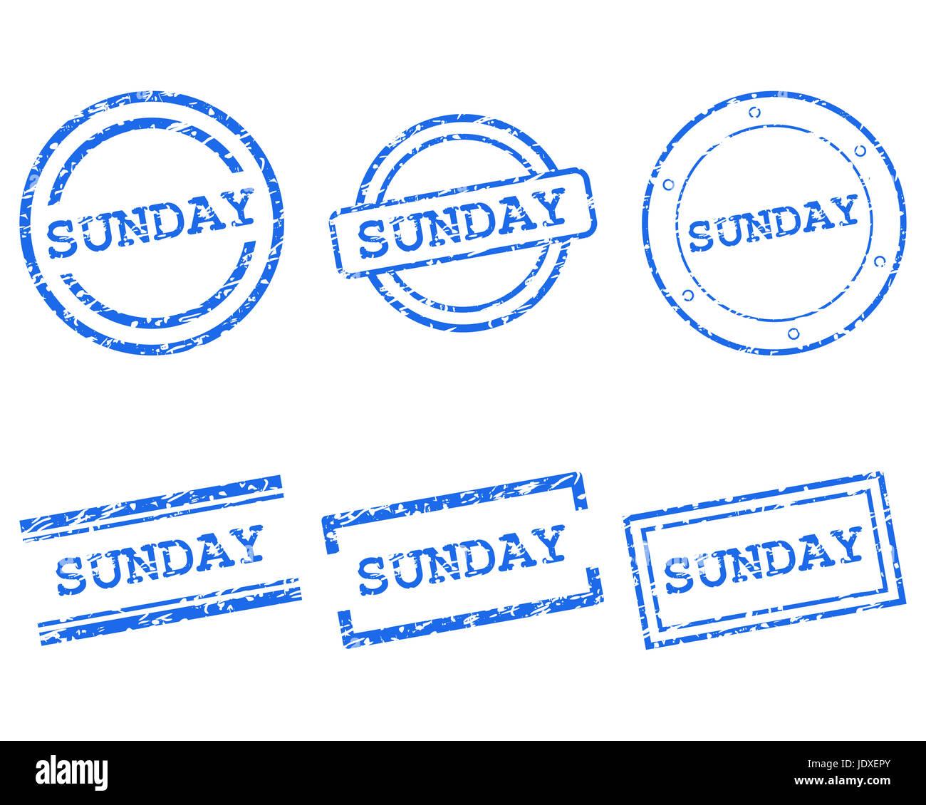 Sunday Stempel - Stock Image