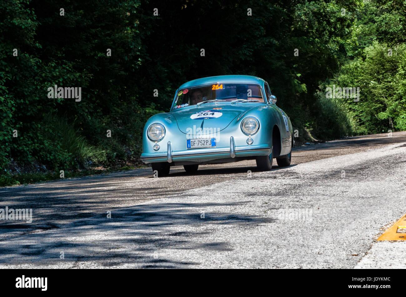 PORSCHE 356 1500 SUPER 1952 - Stock Image