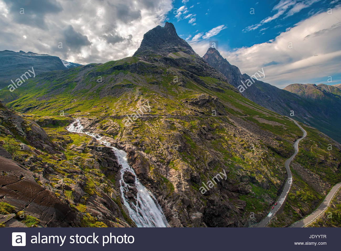 Trollstigen in norway one of the most dangerous roads in the world trollstigen in norway one of the most dangerous roads in the world publicscrutiny Images