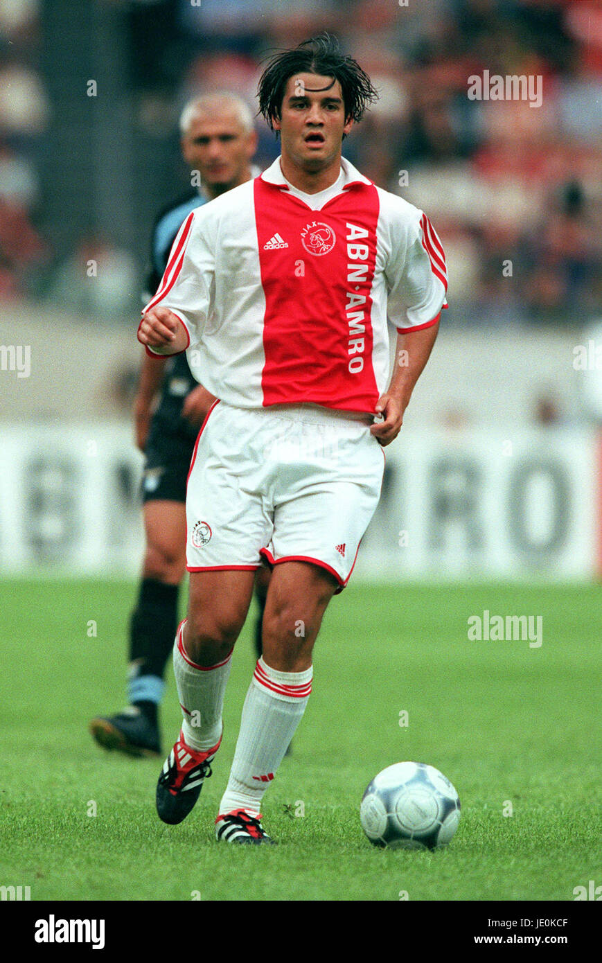 Cristian chivu ajax fc amsterdam amsterdam holland 03 august 2000 cristian chivu ajax fc amsterdam amsterdam holland 03 august 2000 thecheapjerseys Image collections