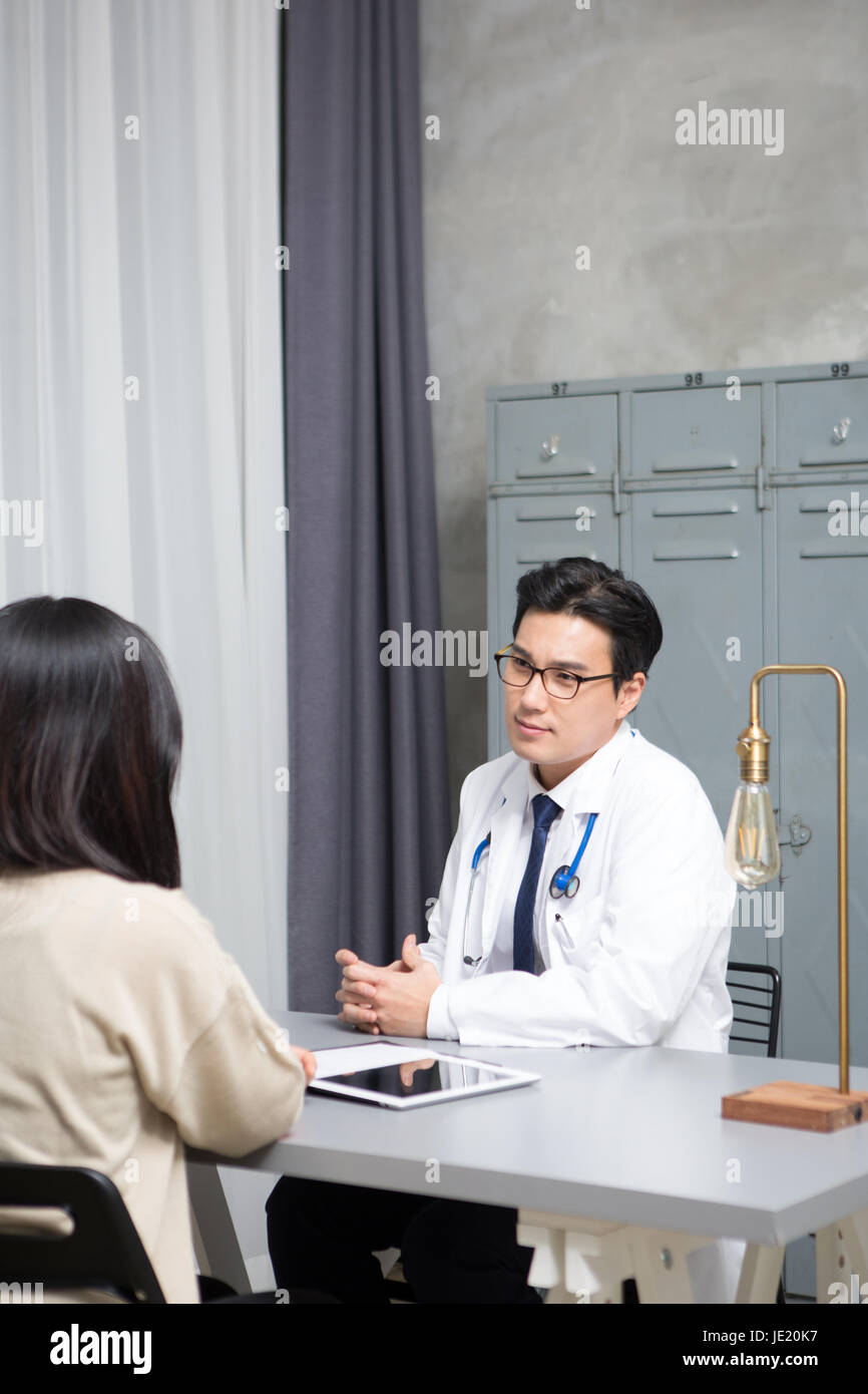 A doctor 278 - Stock Image