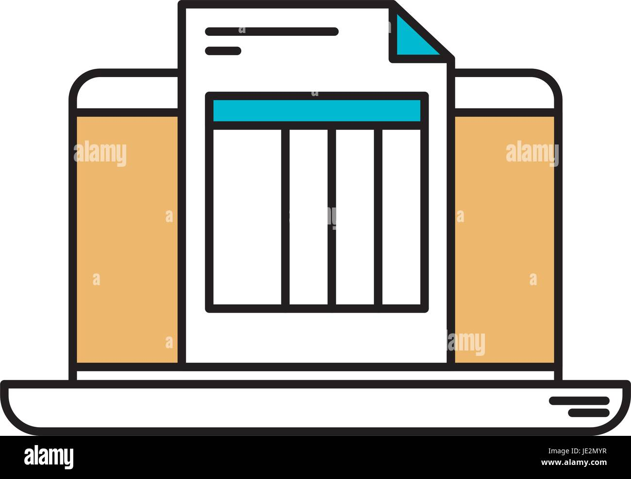 billing stock vector images alamy
