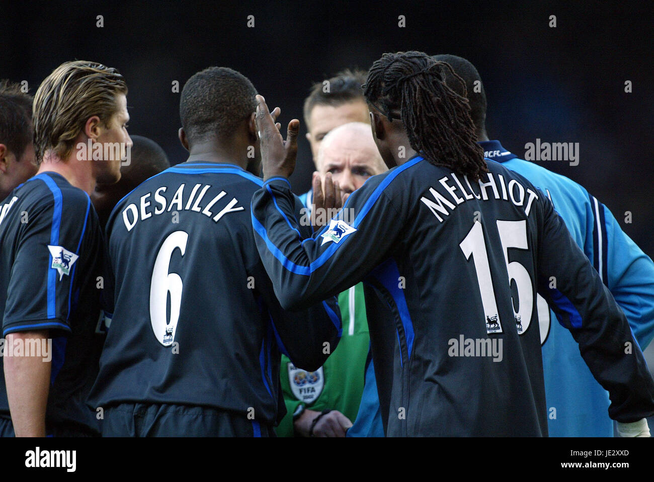 Chelsea football players images
