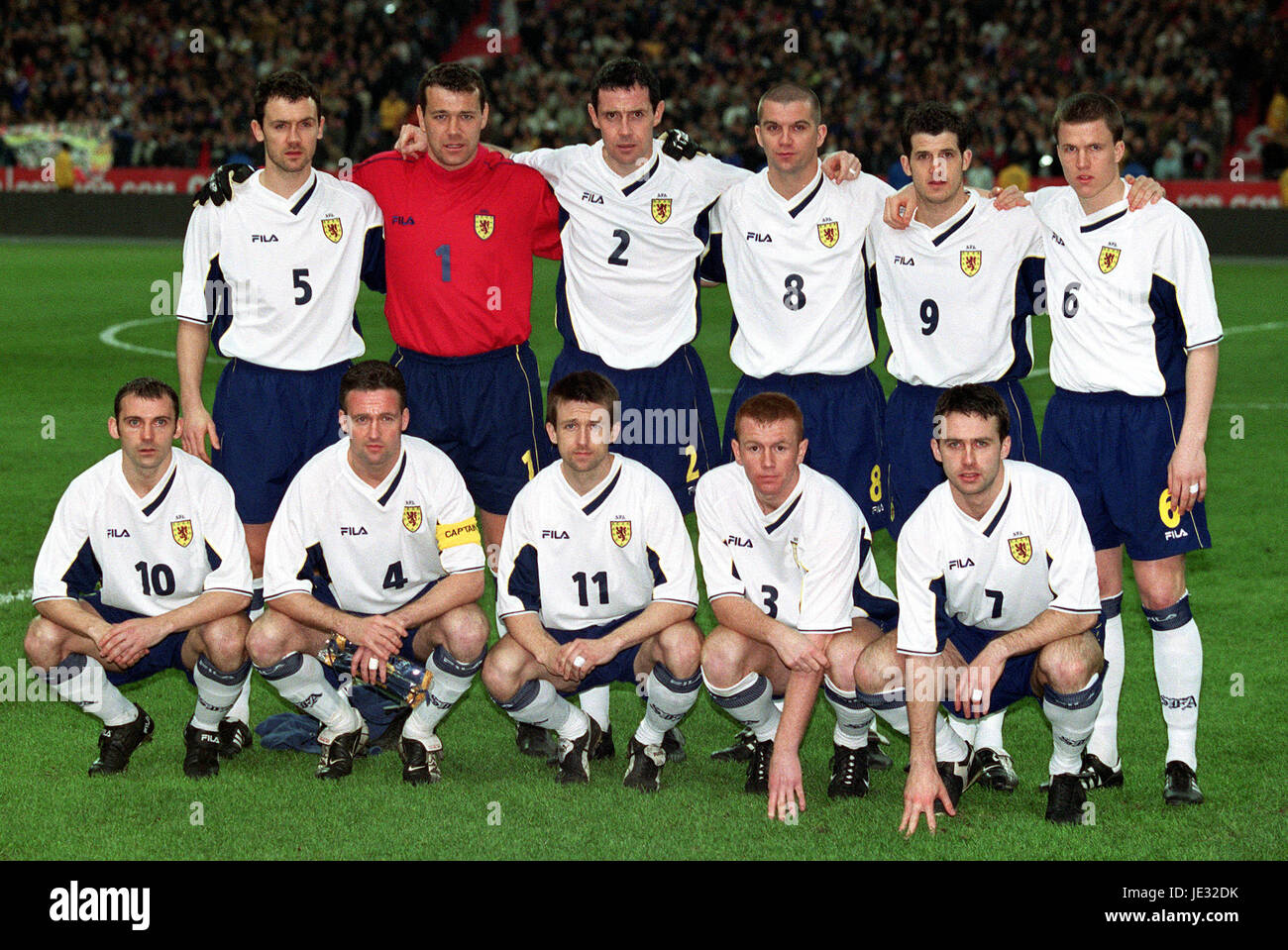 Scotland Team Group Stock Photos & Scotland Team Group ...
