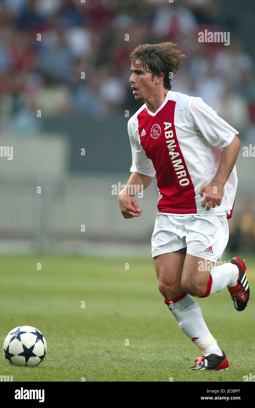 MAXWELL AJAX AMSTERDAM ARENA AMSTERDAM HOLLAND 03 August 2003 - Stock Image