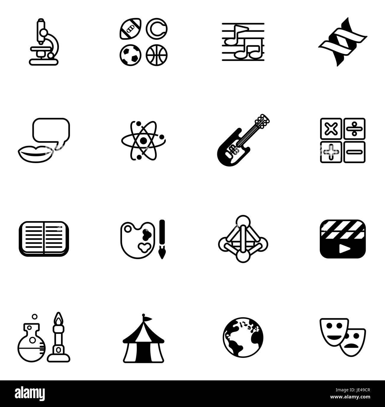 Math Symbols Black And White Stock Photos Images Alamy