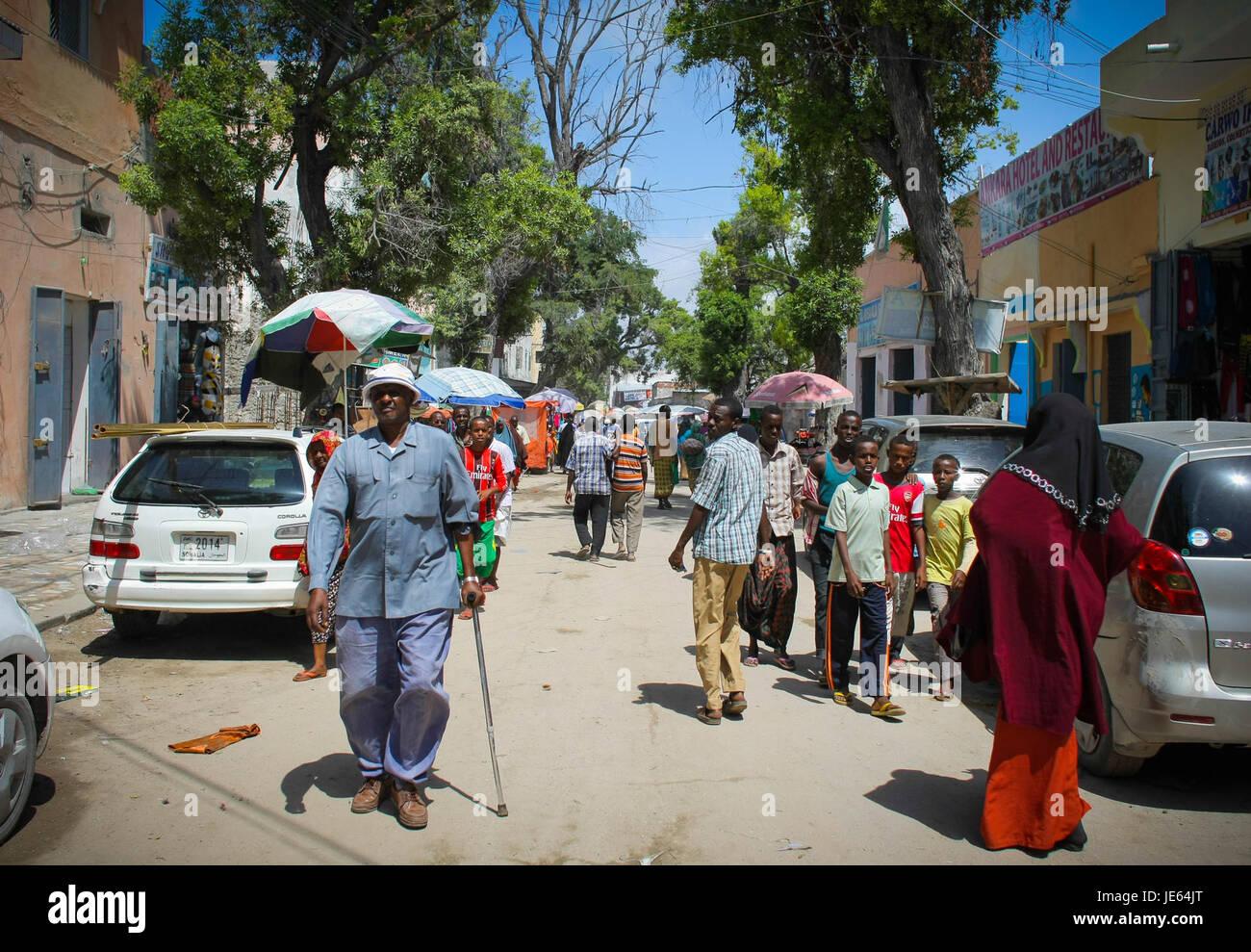2013 08 05 Mogadishu Life Economy 001 (9454732601) - Stock Image