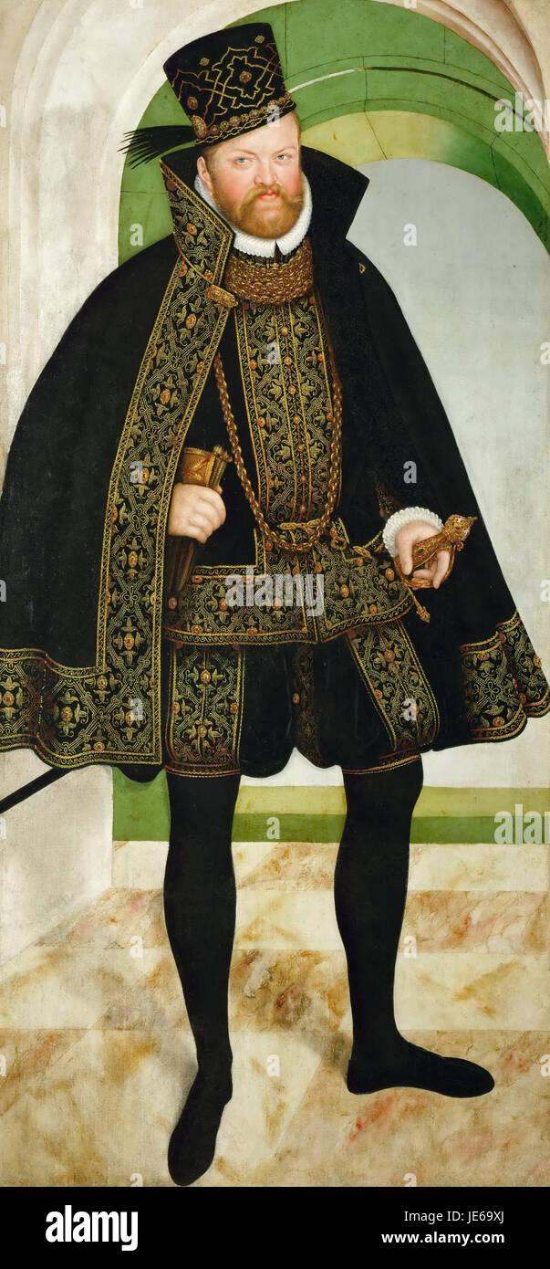 Lucas Cranach d. J. 012 - Stock Image