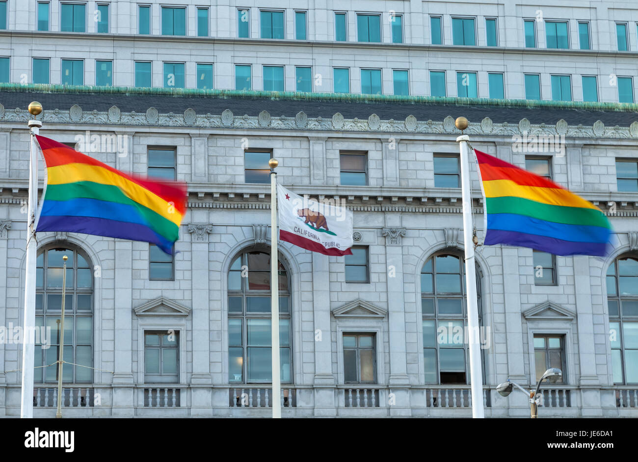 the-california-state-flag-and-the-rainbo