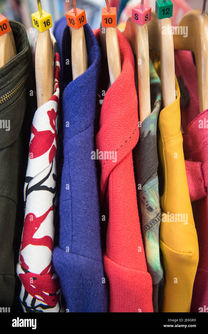 Copyrighted Image by Paul Slater/PSI - Items in a second hand shop. - Stock Image
