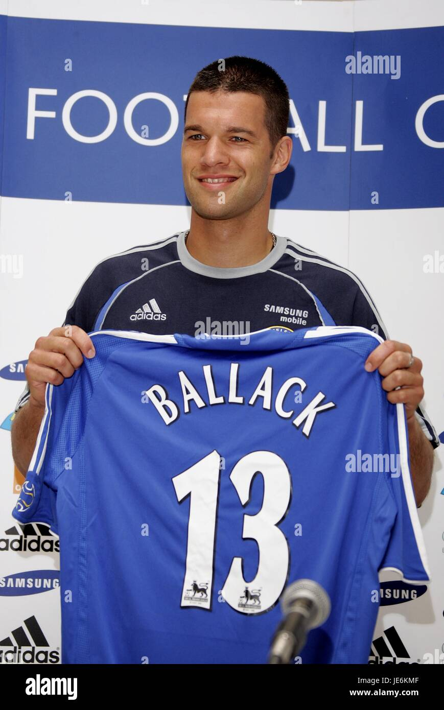 new style 73d75 06c23 MICHAEL BALLACK CHELSEA FC BEVERLY HILLS HOTEL LOS ANGELES ...