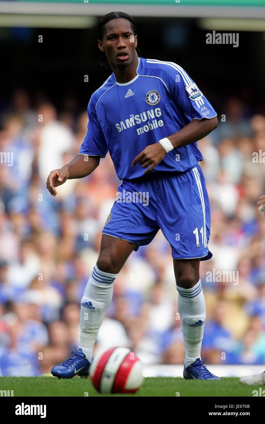 check out 9f4b2 a261f DIDIER DROGBA CHELSEA FC STAMFORD BRIDGE CHELSEA ENGLAND 09 ...