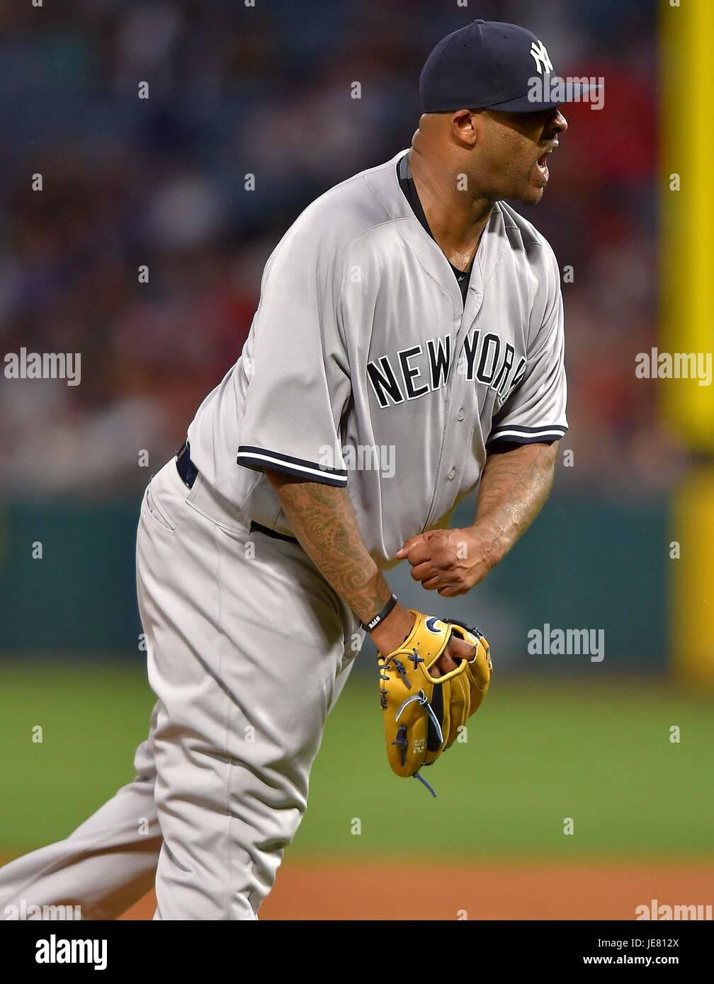 cf1f8d6b40417 CC Sabathia (Yankees) MLB