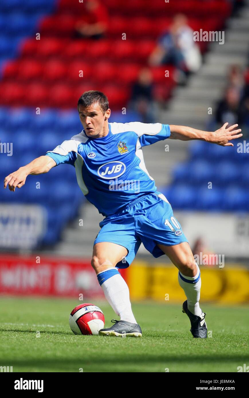 SHOOT OUT 2006-2007-WIGAN ATHLETIC-LEE McCULLOCH