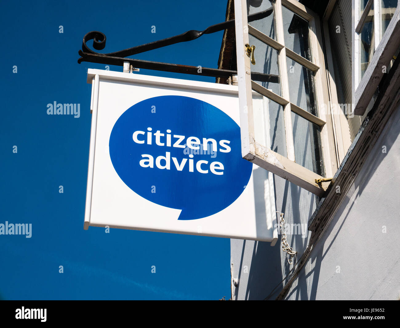 Citizens Advice, Henley-on-Thames, Oxfordshire, England - Stock Image