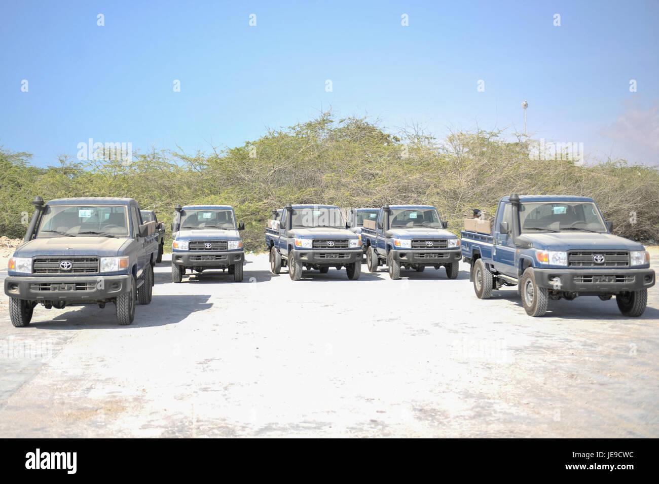2014 03 01 Vehicles Handover-1 (12853859413) - Stock Image